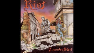 Riot - Thundersteel, Full Album (1988)