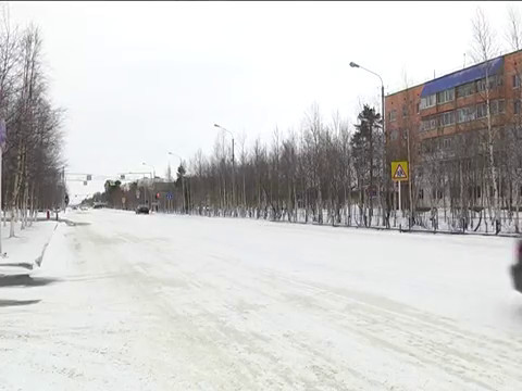 Погода на Ямале