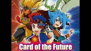 """""""Card of the Future"""" is the 1st opening theme song of Season 1. The theme is performed by the Japanese collaboration unit, """"Psychic Lover x Suara"""". A English ..."""