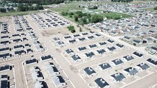 Desde el Aire: Estas son las casas que el Gobierno entregará en los primeros meses del 2018