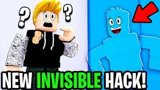 Can We Beat INVISIBLE HIDE AND SEEK  In Adopt Me!? (IMPOSSIBLE! *900 IQ ADOPT ME HIDE & SEEK*)