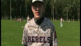 В Ярославле состоялся второй этап чемпионата России по бейсболу