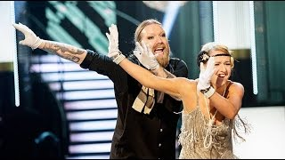Rickard Söderberg och Maria Zimmerman - Charleston - Let's Dance (TV4)