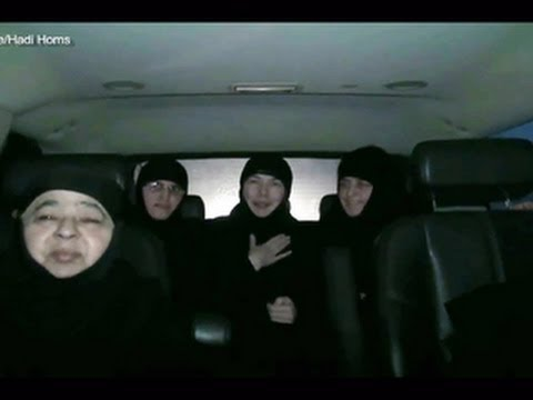 Nuns freed after hostage ordeal arrive in Damascus