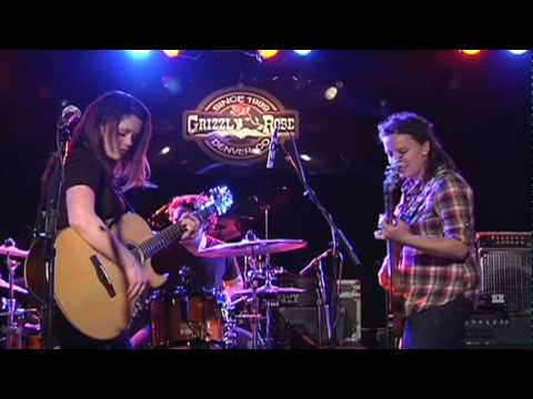 Whistle Stop - Coles Whalen Live at the Grizzly Rose