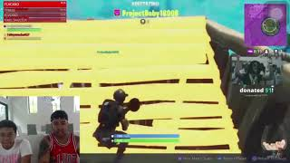 Prettyboyfredo Fortnite Stream/Protect Baby 🍼 Get The W 1v1 First Game 😱