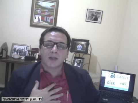 cierre módulo de Mercadeo curso CIES FIFA UCR 2014 en Costa Rica Prof Master LuisE Oreamuno