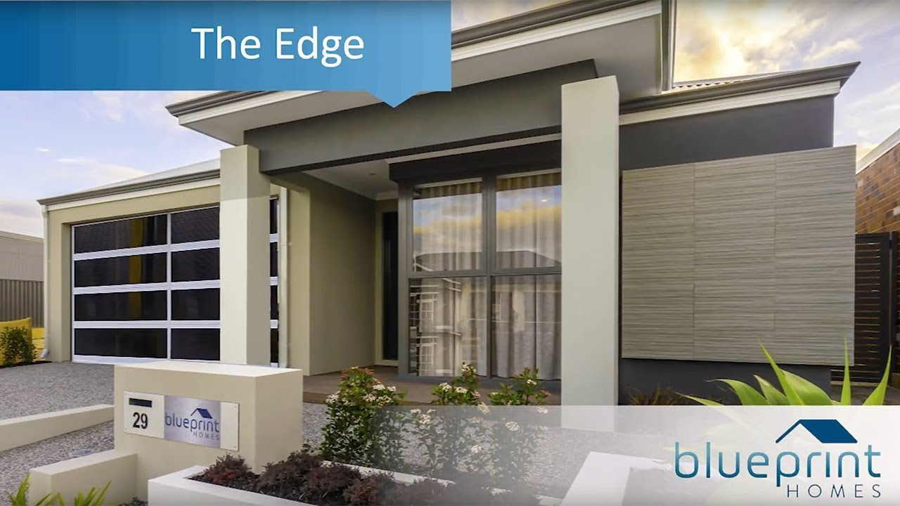 Blueprint Homes The Edge Display Home