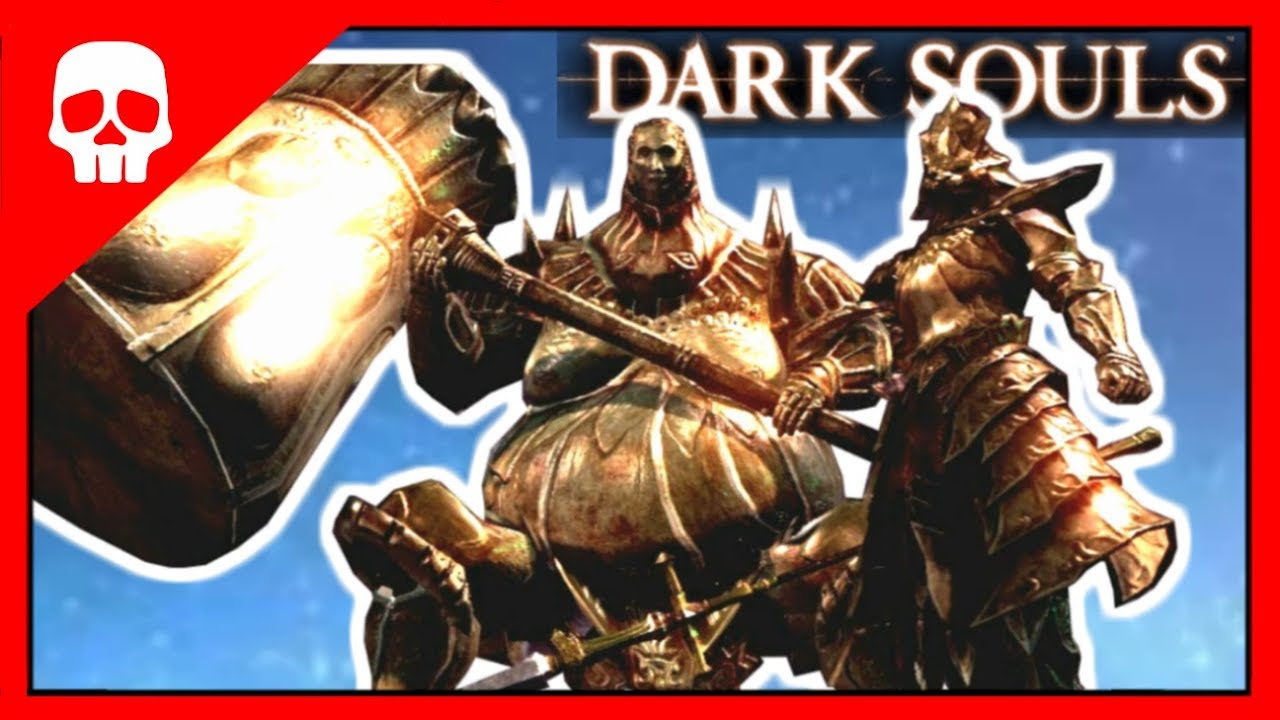 Dark Souls: No Death Run 💀 Part 1