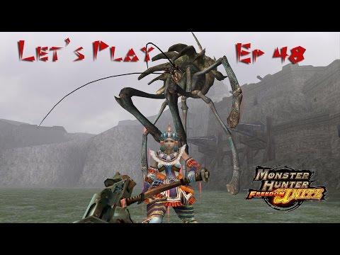 Lets Play Monster Hunter Freedom Unite PT BR Ep 48