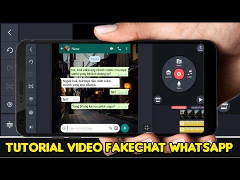 Cara Membuat Video Chat Whatsapp Kekinian