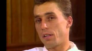 1987 Tennis Legend Ivan Lendl