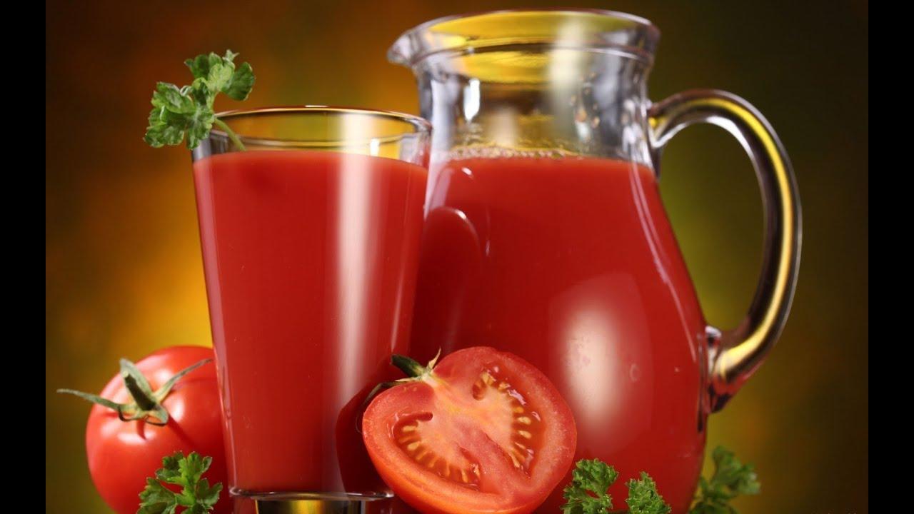 como preparar jugo de tomate con apio