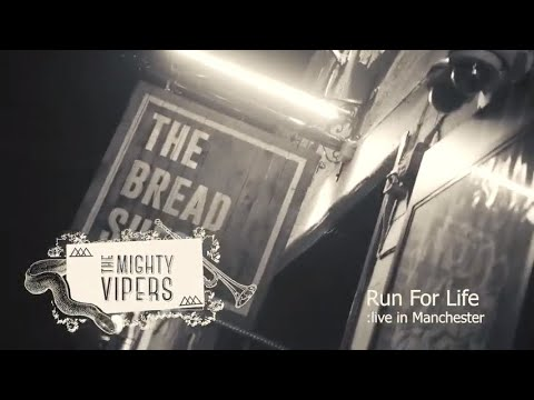 Mighty Vipers - Run for Life (Live at MPF 2019)