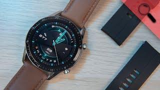 Telefonálhatsz is vele!   Huawei Watch GT 2 teszt