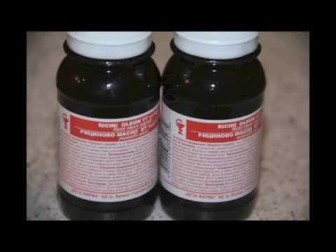 Касторовое масло применение и полезные свойства