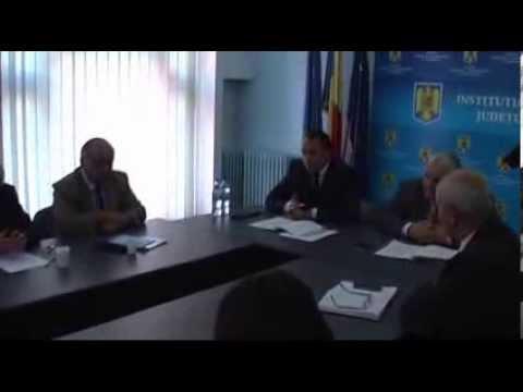 Vrancea Media TV: Sedinta comisiei de dialog social 25 sept 2013