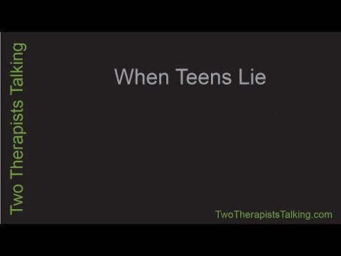 How Parents Can Speak with Their Teen About Laying