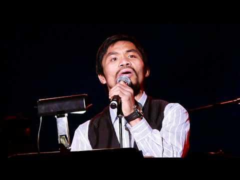 Manny Pacman Pacquiao - Bilog ang Mundo HD (Live Lake Tahoe)