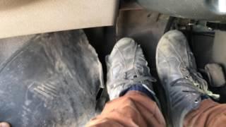 Педаль сцепления после смазки не скрипит(, 2016-05-30T07:30:40.000Z)
