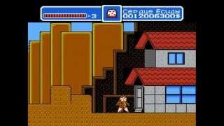 [Famicom] Utsurun Desu (J) (T-Rus) Walkthrough with bad ending