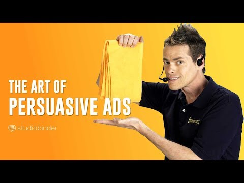 Ethos, Pathos and Logos Persuasive Advertising Techniques (2019)
