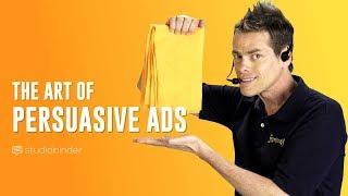 Ethos, Pathos, & Logos: How to Use Persuasive Ad Techniques