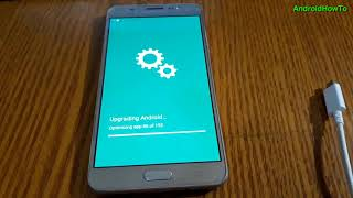 OTA update Samsung Galaxy C9 Pro SM-C900F to Android 7.1.1 Nougat
