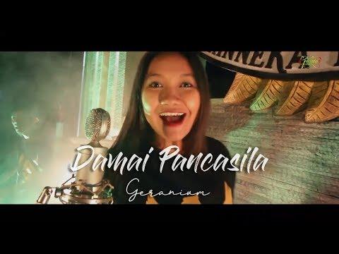 Dhevy Geranium - Damai Pancasila (Cover Dhevy Geranium)