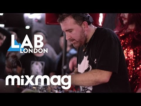 JOE GODDARD In The Lab LDN [SAVAGE Takeover]