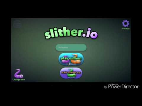 Slither.io | mini juegos