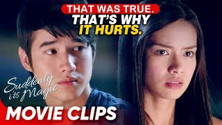 (5/8) Ano ang nakita ni Joey? | 'Suddenly It's Magic' | Movie Clips