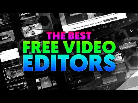 The Best Free Video Editors
