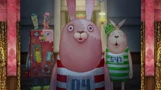 監獄兔(Usavich) 第 37 話「11 階」 11F