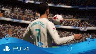 FIFA 18 - Trailer Gamescom 2017 | Disponible | PS4