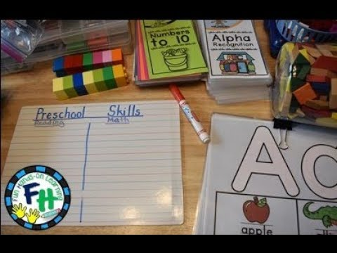 What Skills Should Preschoolers Learn? | Plus Activity Ideas