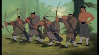 Mulan Songs Sei ein Mann german