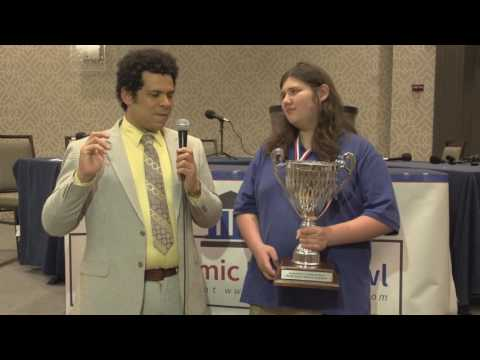 Interview with John Phipps of Middlesex Middle School, 2016 US Academic Bowl National Champions