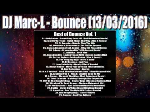 Dj Marc-L - Best Of Bounce Vol.1 - 13/03/2016
