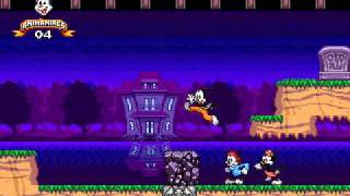 Mega Drive Longplay [111] Animaniacs