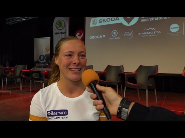 Sara Van de Vel klaar voor Challenge Geraardsbergen 2019