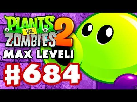 Goo Peashooter MAX LEVEL! - Plants vs. Zombies 2 - Gameplay Walkthrough Part 684