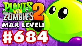 Goo Peashooter MAX LEVEL! - Plants vs. Zombies 2 - Gameplay Walkthrough Part 684