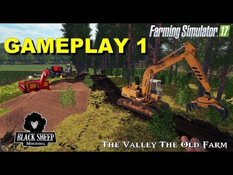 FS17| GAMEPLAY BSM 1| Removing a forest PART.1