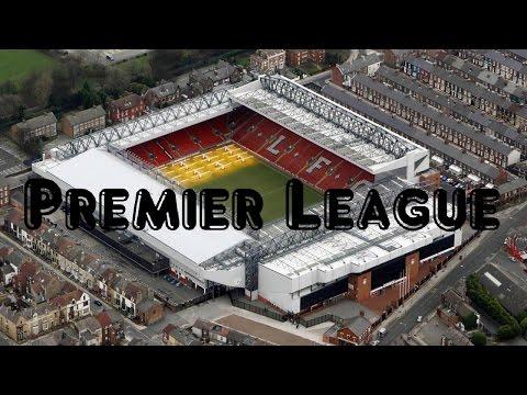 Premier League 2016-2017 Stadium