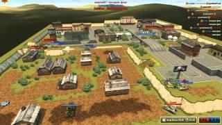 Играть Танки Онлайн Полуфинал МЧ 7  General Tanks — «Ангелы и Демоны»