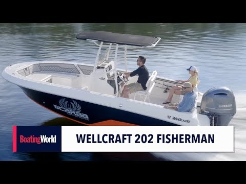 Wellcraft 202 Fish – Boat Test