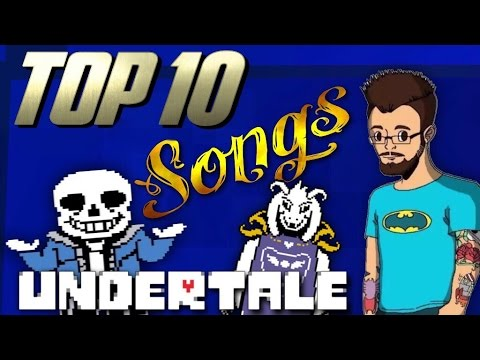 Top 10: Songs in Undertale