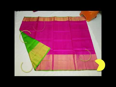 uppada-pattu-big-border-plain-sarees