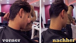 HAIRCUT AND STYLING TUTORIAL l Yavi TV